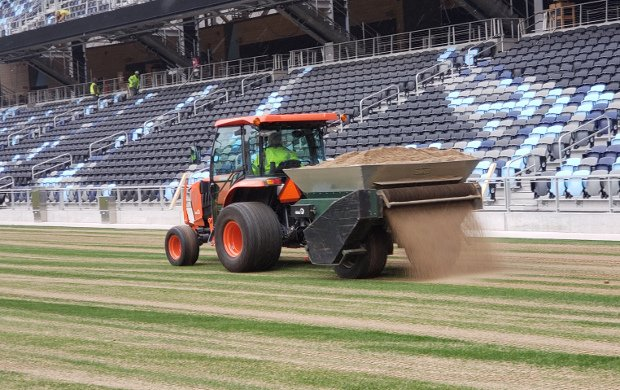 MSC-Natural-Turf-Services-Allianz-Field-Top-Dressing